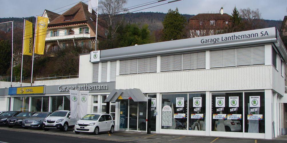 Garage lanthemann sa saint blaise opel skoda auto2day for Garage skoda vert saint denis