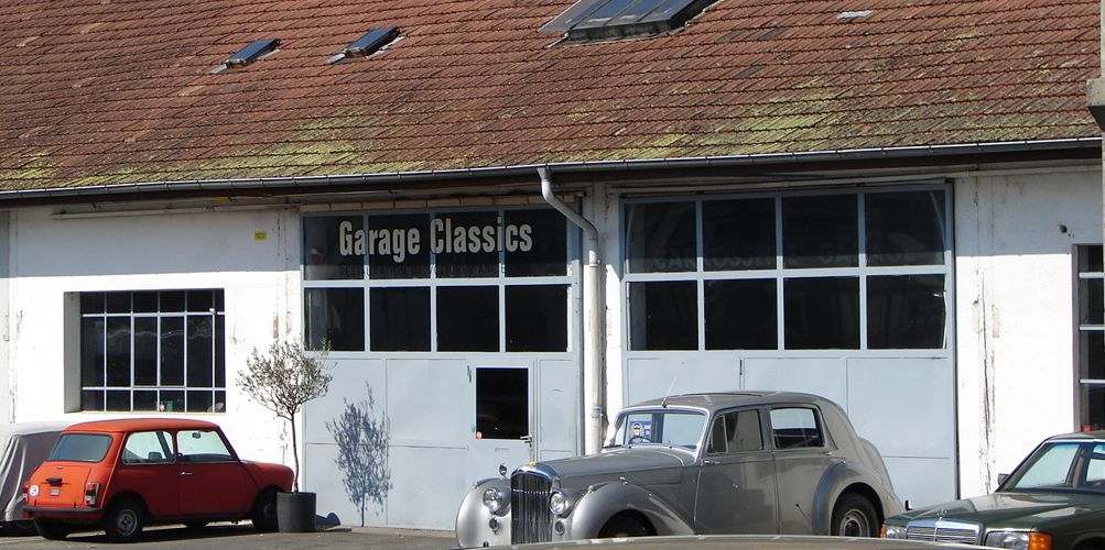 Restauration de voitures anciennes gen ve auto2day - Location garage lausanne ...