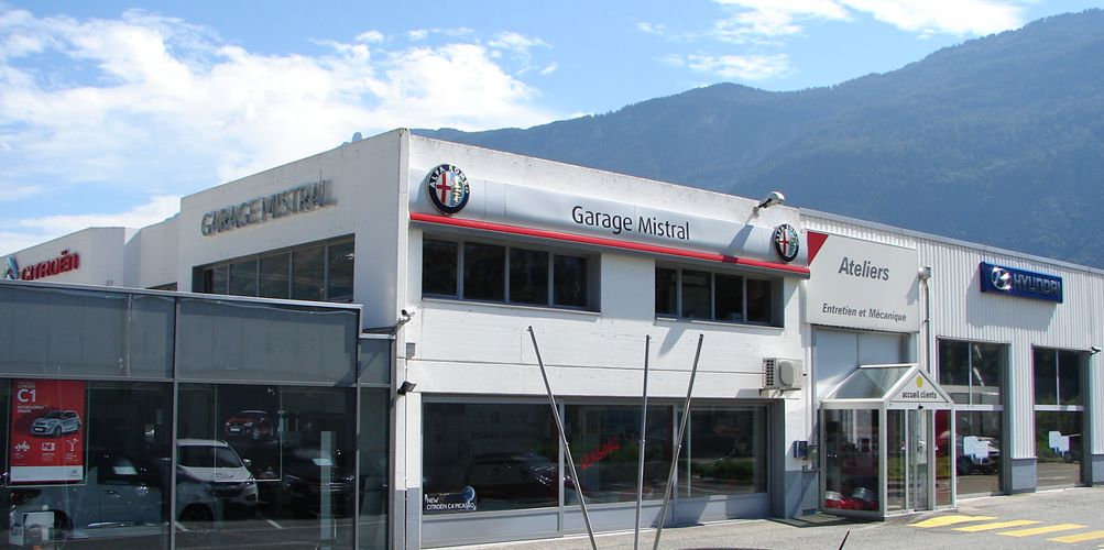 Garage mazda martigny auto2day for Garage skoda sion
