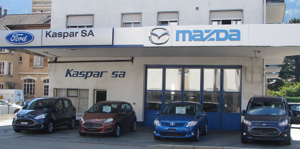 Mazda martigny suisse auto2day for Garage skoda sion