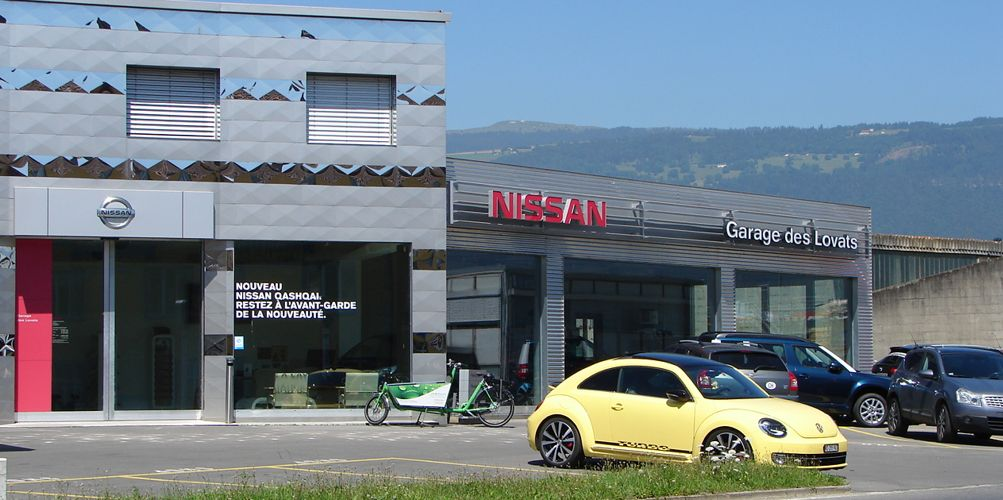 Garage nissan vw yverdon r paration voiture auto2day for Garage skoda la roche sur yon