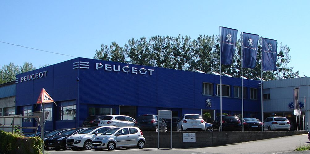 Garage ford peugeot yverdon r paration voiture auto2day for Garage ford saint louis