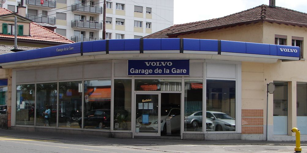 Garage volvo vevey r paration voiture auto2day for Garage la belle auto