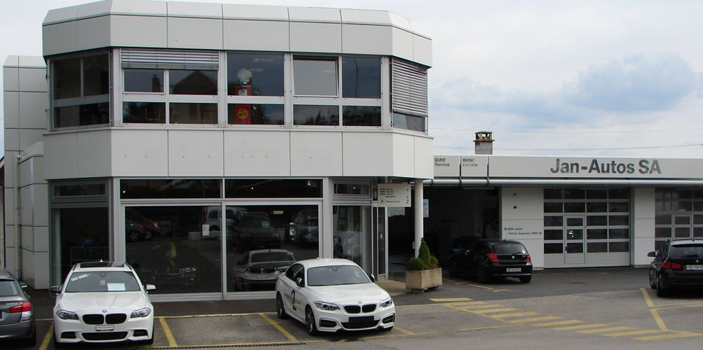 Bmw morges suisse auto2day for Garage bmw fribourg