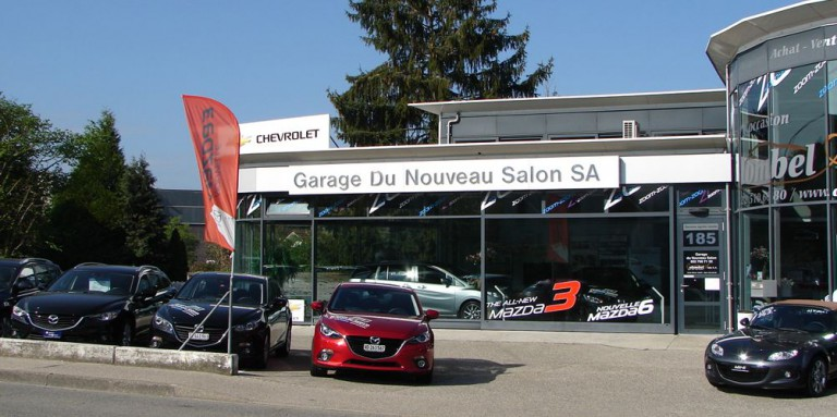 Mazda occasion gen ve o acheter gen ve auto2day - Grand garage du gard occasion ...