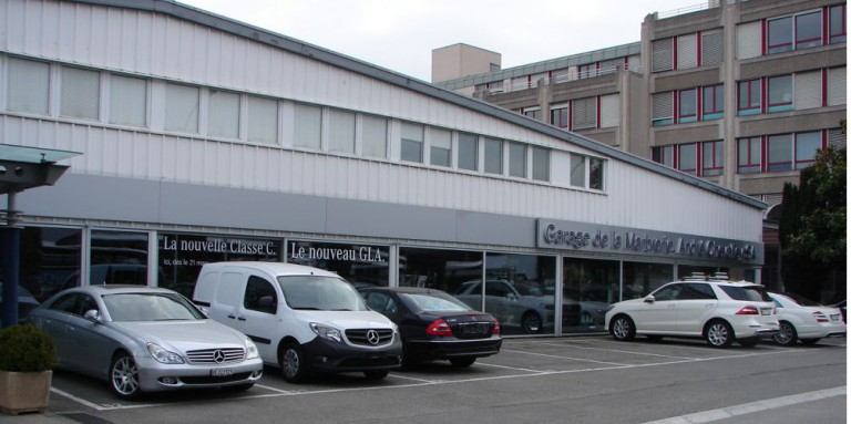 mercedes benz occasion garage de la marbrerie carouge geneve