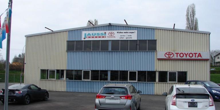 Toyota occasion gen ve o acheter gen ve auto2day for Garage renault bordeaux lac