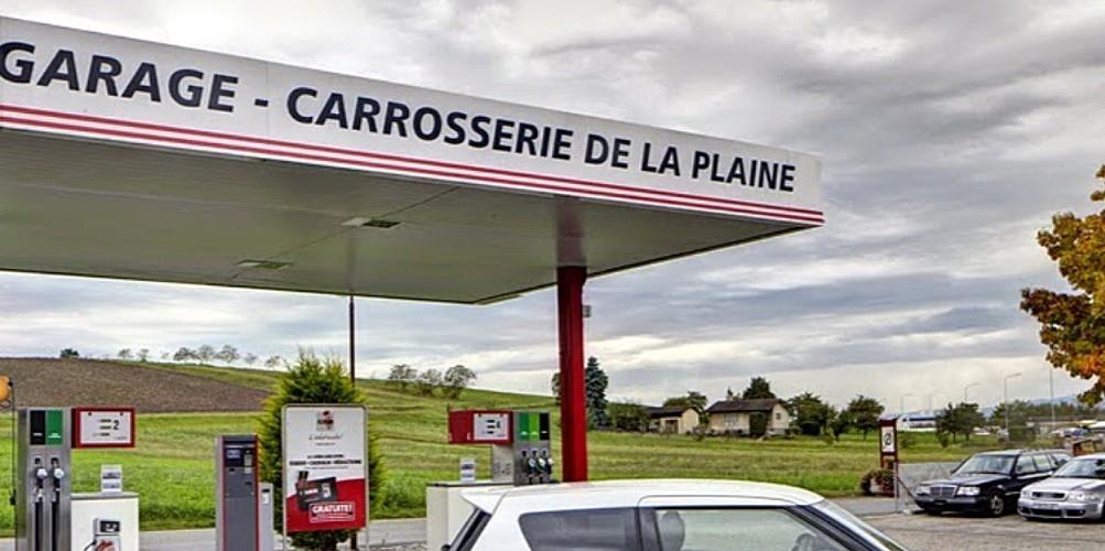 Garage de la plaine denges suzuki mitsubishi auto2day for Garage la plaine