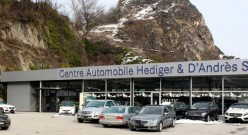centre automobile hediger et dandres sion