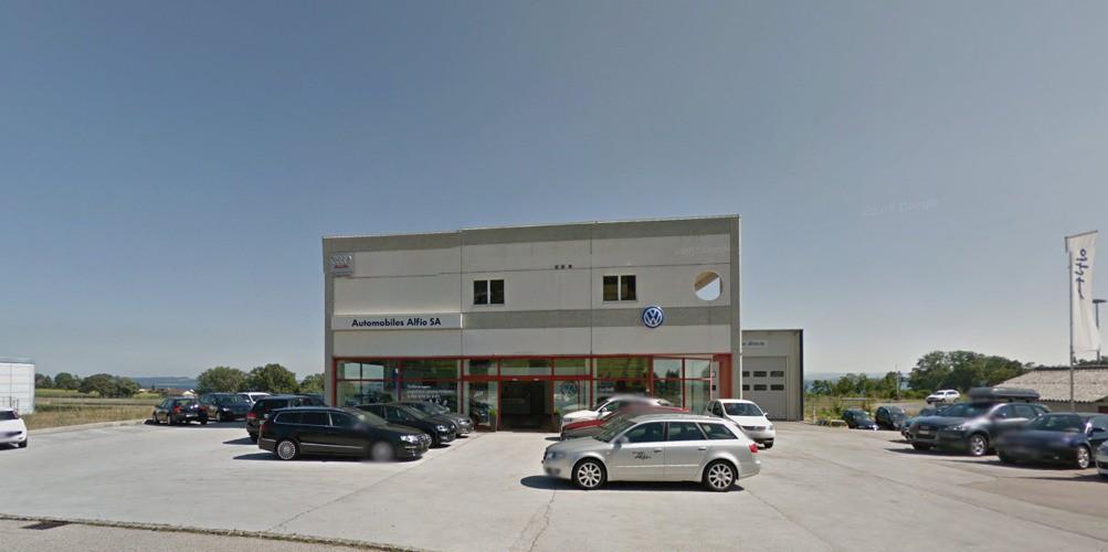 Pneu Hiver Comparatif >> Automobiles Alfio SA Bevaix: VW Audi, Neuchâtel | Auto2Day