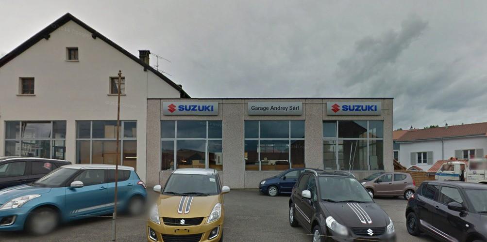 Pneu Hiver Comparatif >> Garage Andrey Sarl Vuadens : Suzuki, Fribourg | Auto2Day