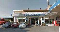 garage atelier du rhone bex