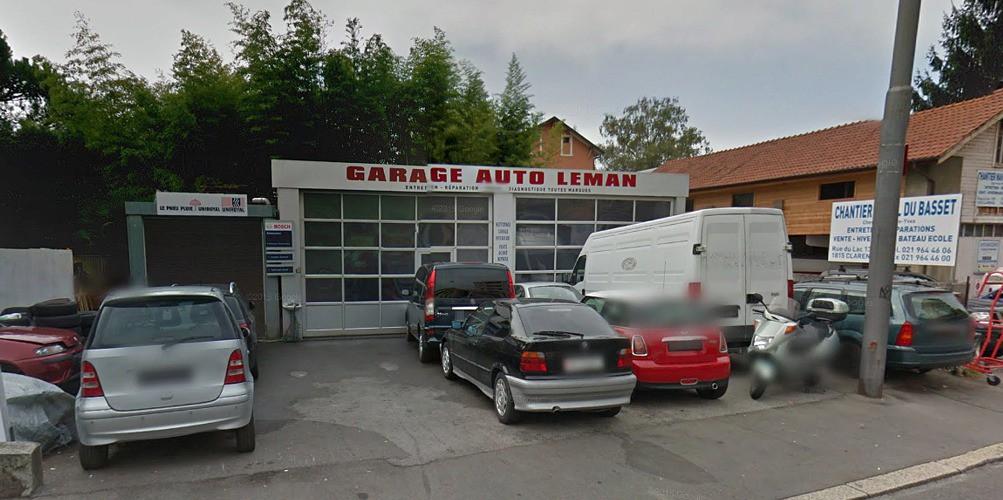 garage auto leman clarens