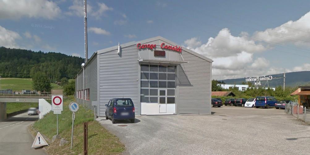 garage castaldi courrendlin