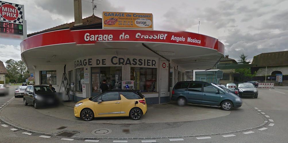 garage de crassier