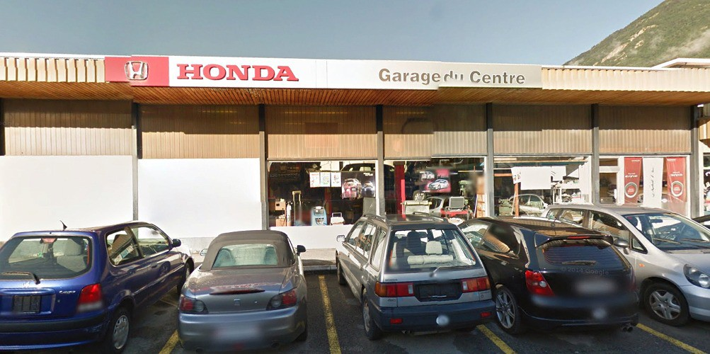 garage du centre renon sarl fully honda valais auto2day