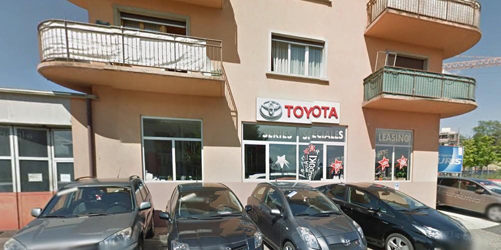 Garage Toyota Crissier