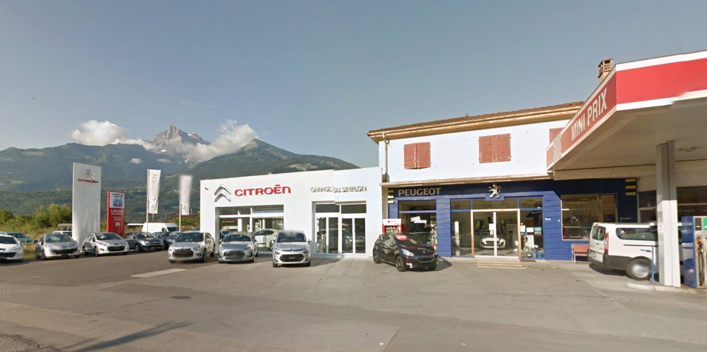 Garage du simplon bex peugeot citro n vaud auto2day for Garage citroen aigues mortes