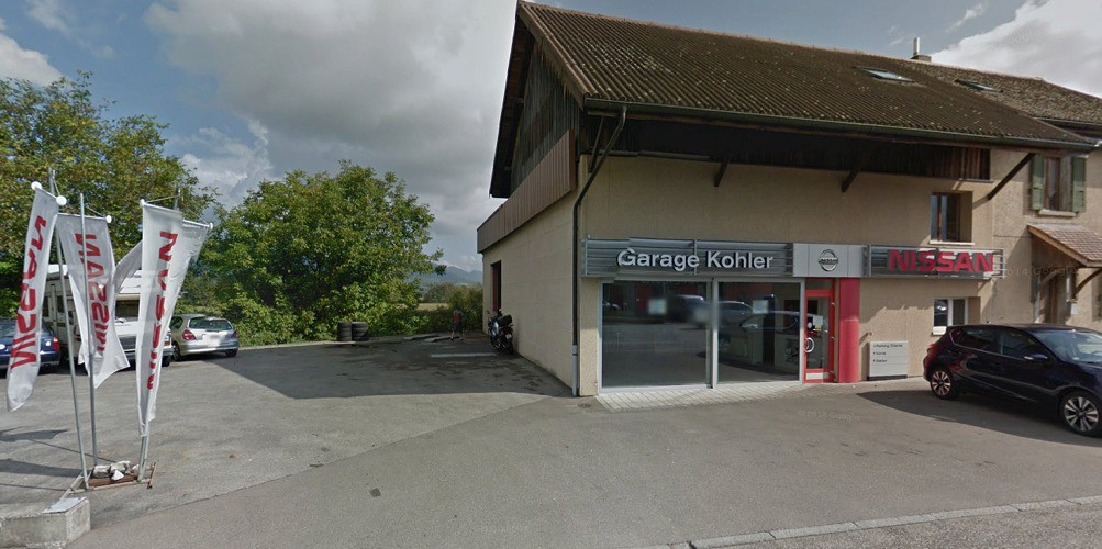 garage kohler courrendlin