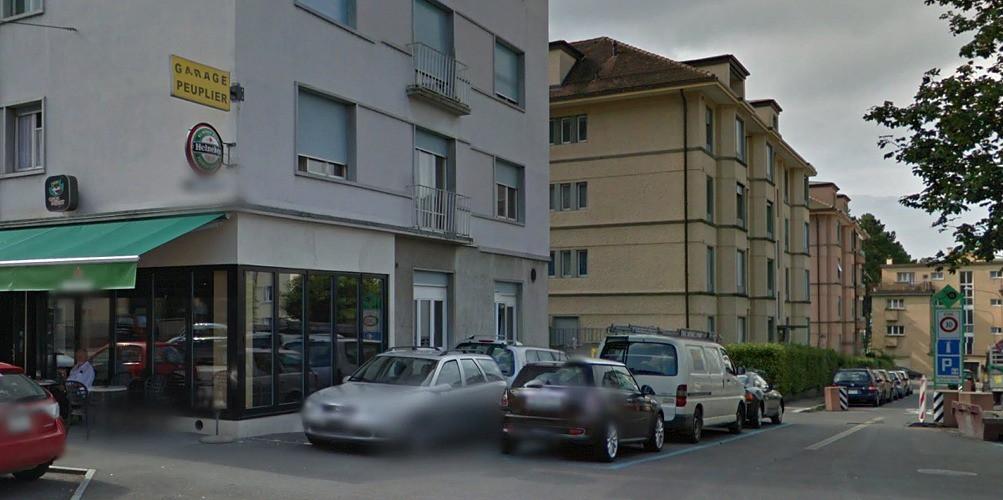 Garage le peuplier lausanne 1007 lausanne auto2day for Garage auto le pontet