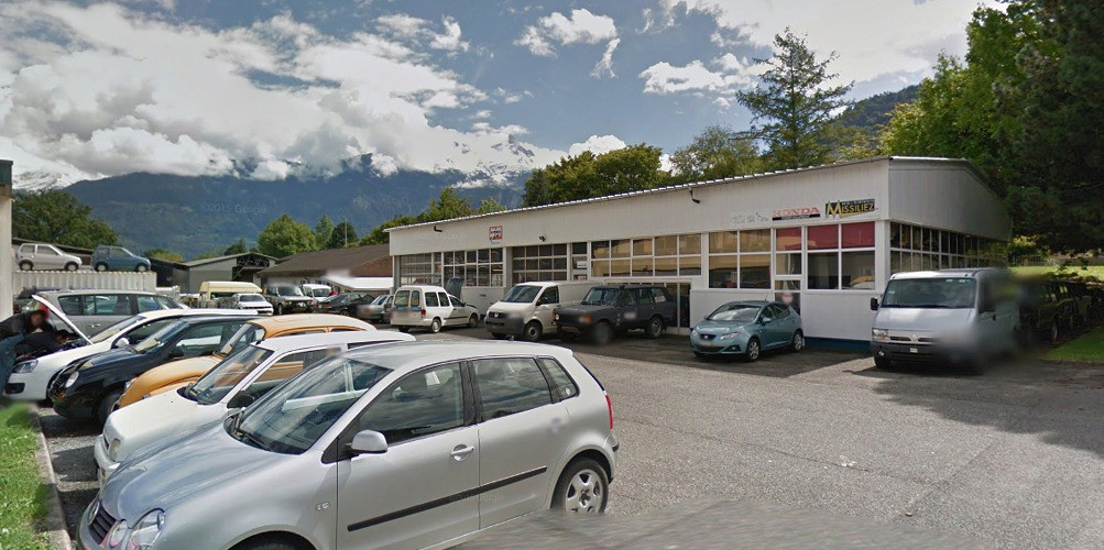 garage pascal suter monthey