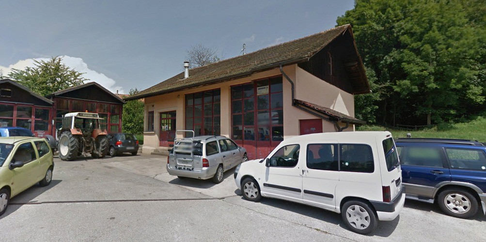 garage pierre comte lausanne