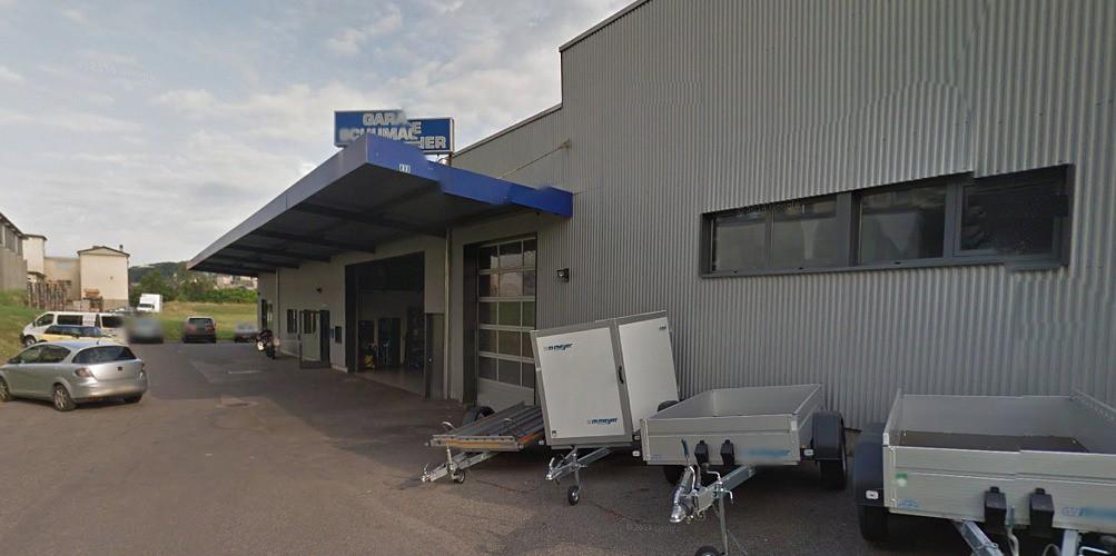 Garage schumacher walter porrentruy jura auto2day for Garage schumacher metz