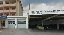 garage sr automobiles romont