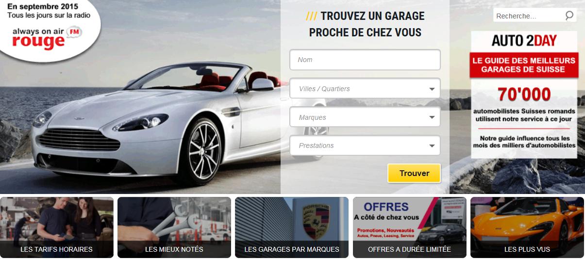 D ja 1 ann e et plus de 70 39 000 utilisateurs ce jour for Garage automobile le plus proche