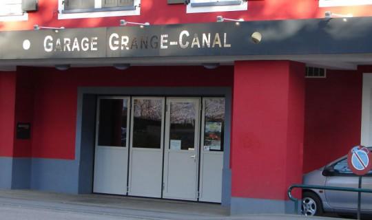 garage de grange canal chene bougeries geneve