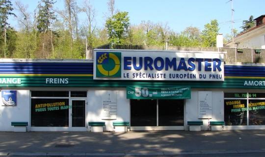 euromaster versoix geneve