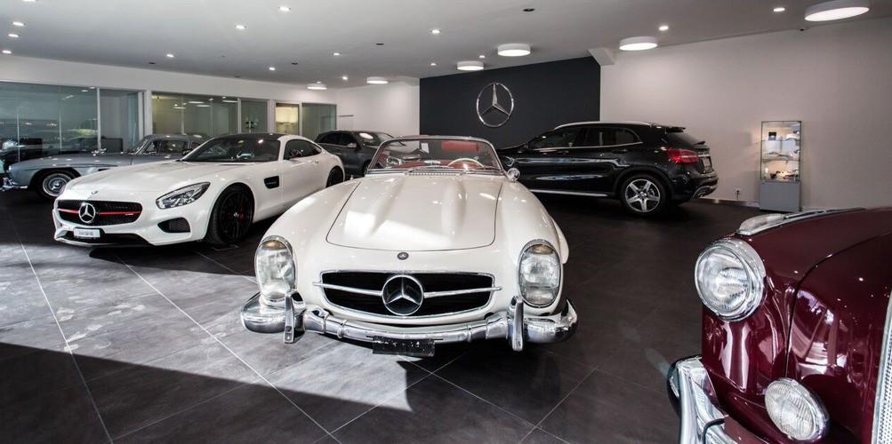Garage caveng sa mercedes benz gen ve ch ne bougeries for Mercedes benz garages