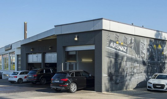 garage arenaz