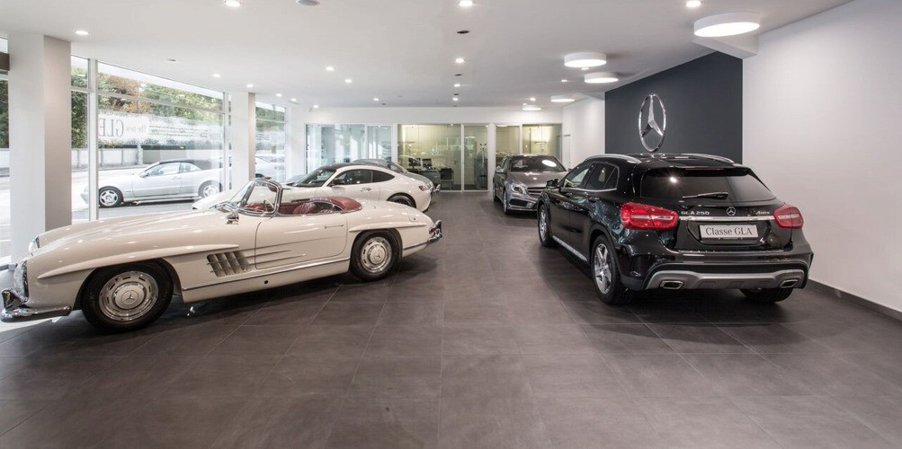 reparation mercedes benz geneve