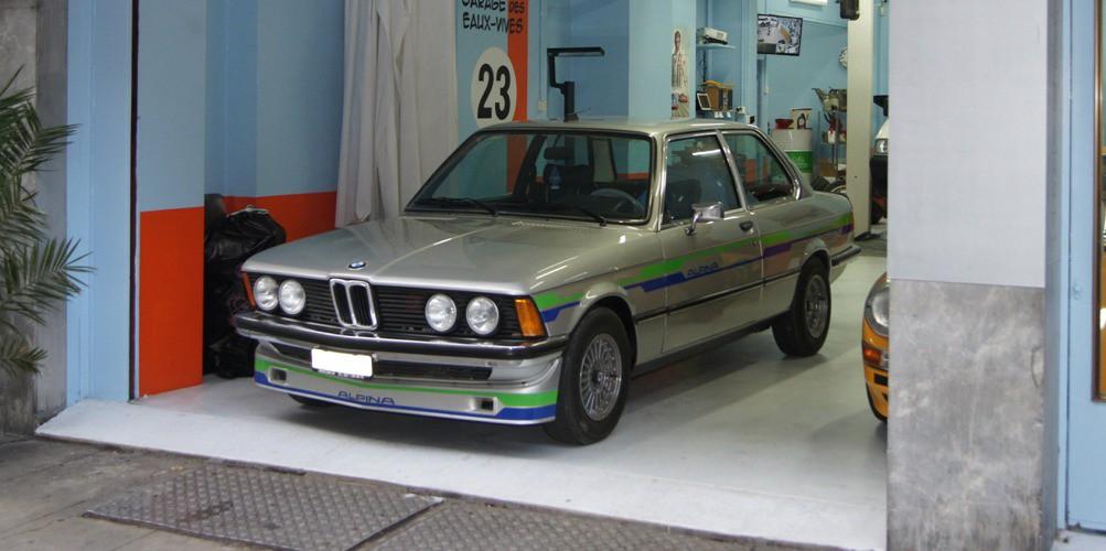 garage maffi mechanics