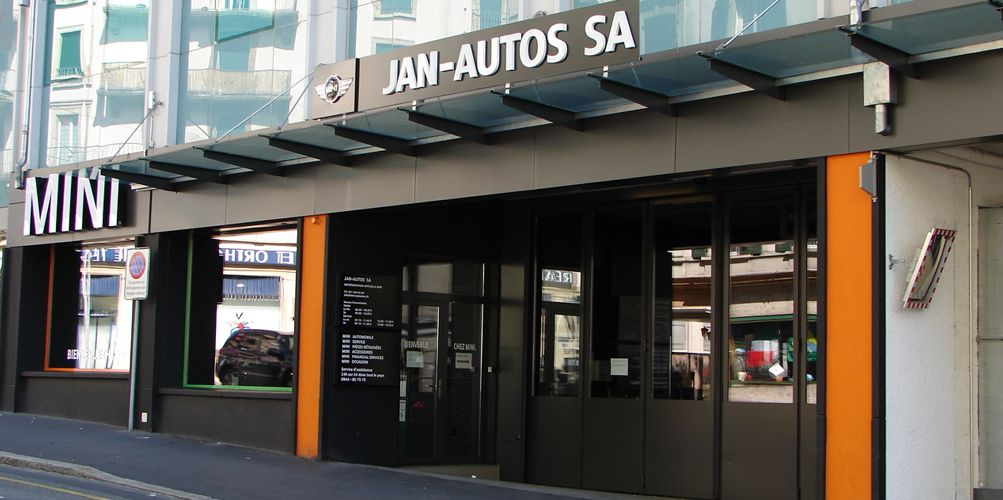 Garage jan autos sa lausanne auto2day for Garage bmw fribourg