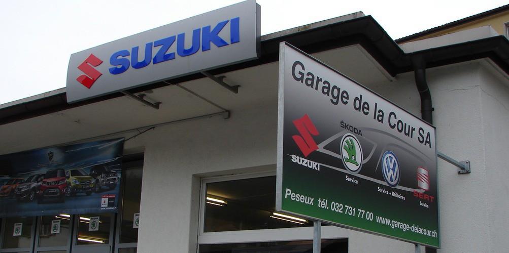 garage seat skoda vw peseux neuchatel