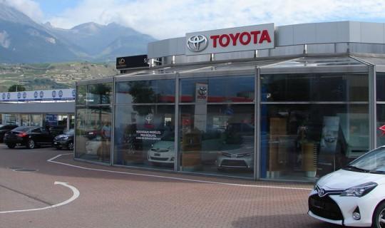Les 10 garages les plus visit s sur auto2day for Garage toyota le plus proche