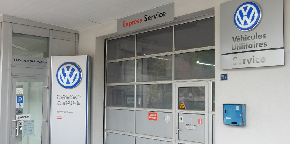 garage moderne stockli epalinges vw 1066 epalinges auto2day