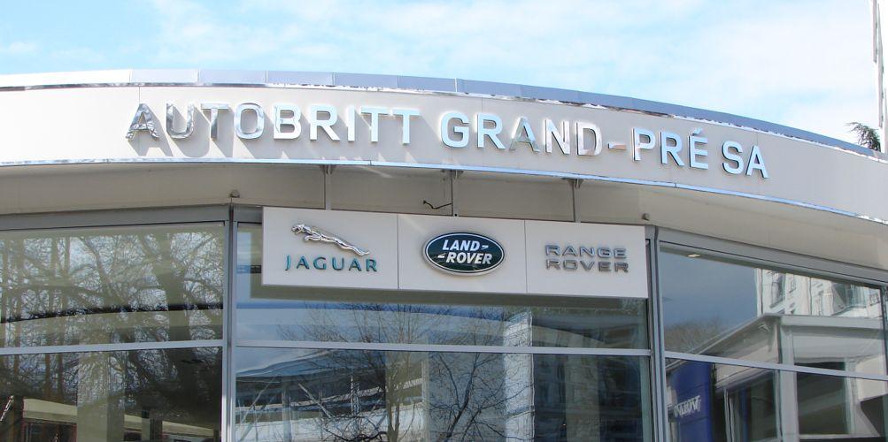 autobritt grand pre geneve jaguar volvo land rover