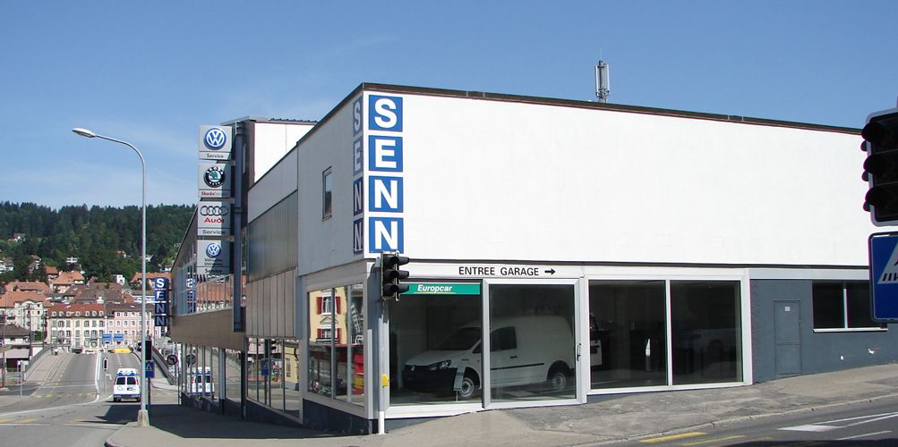 presentation video senn automobiles la chaux de fonds