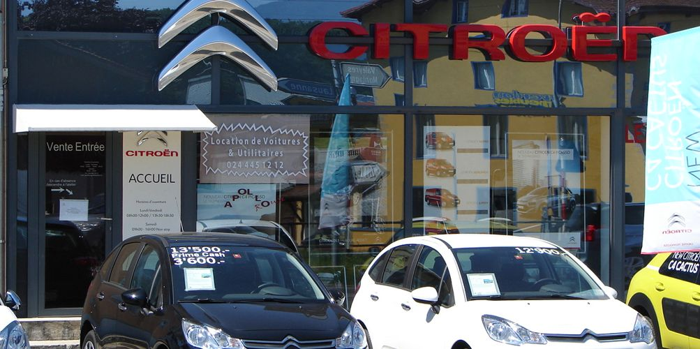 presentation video garage citroen yverdon