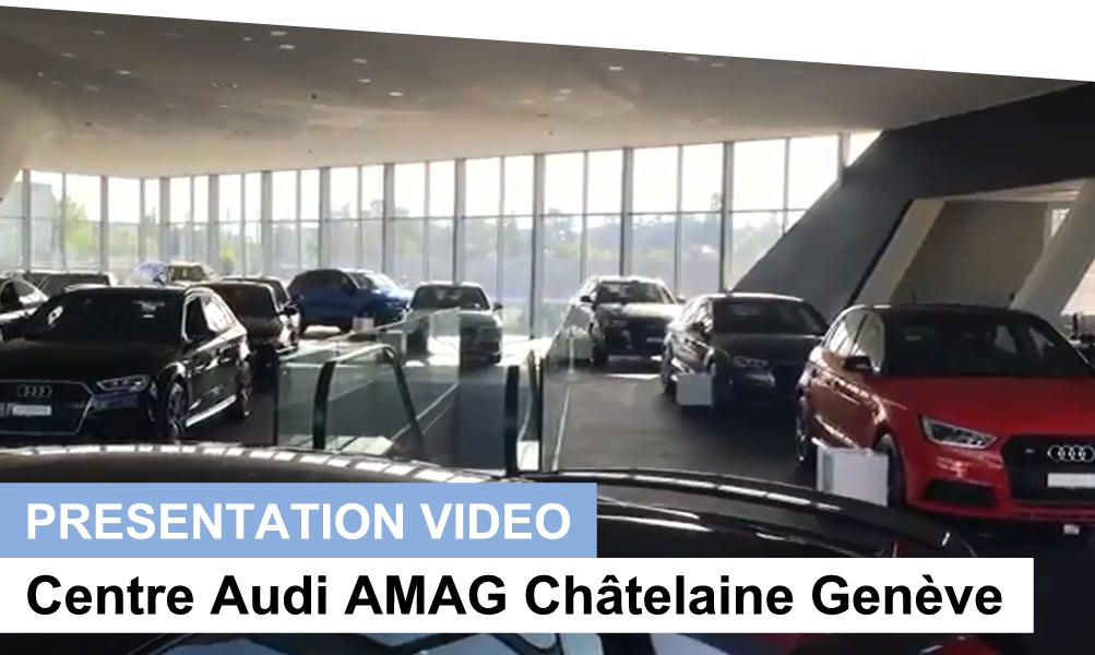 amag audi geneve presentation video