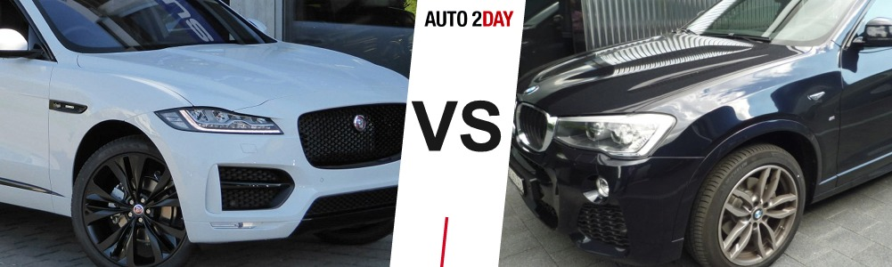 jaguar fpace 2016 vs bmw x4 2016