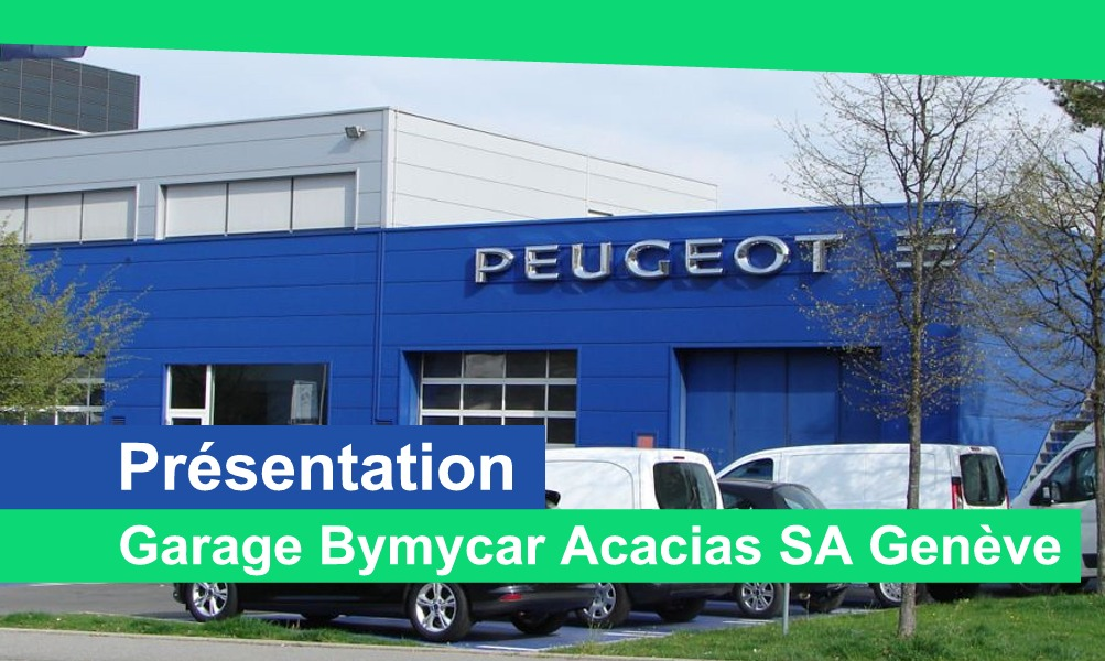 Pr sentation vid o du garage bymycar sa gen ve auto2day for Garage seat geneve