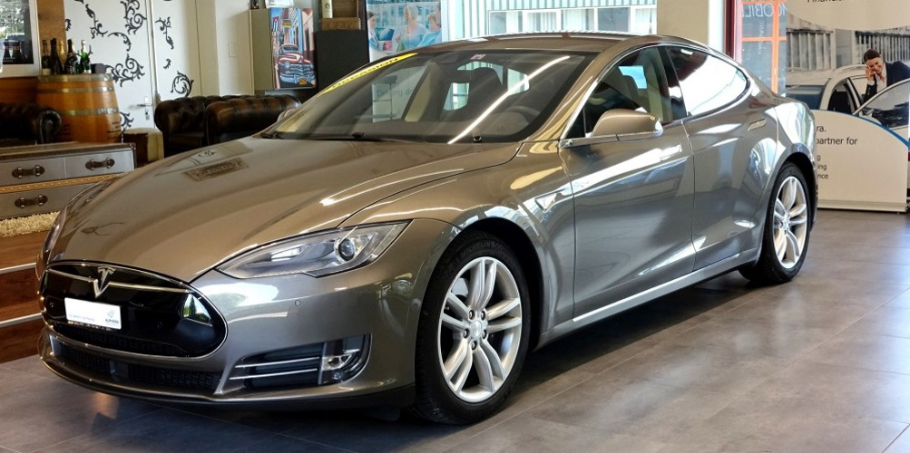 tesla model s 2016 meilleure voiture familiale tesla 2016 suisse