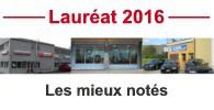 liste meilleurs garages automobiles suisse romande 2016
