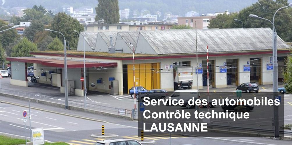 Expertise technique voiture service des automobiles lausanne auto2day - Bureau de controle technique ...