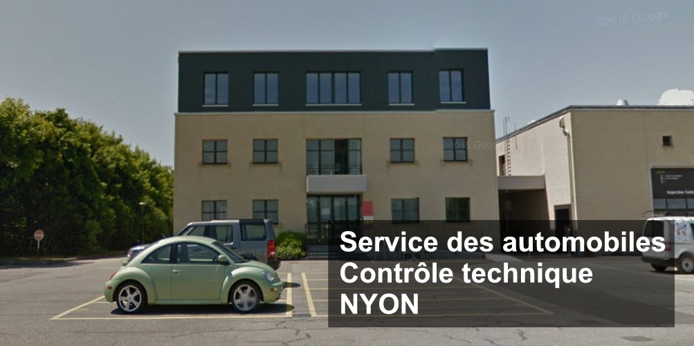 Bureau des autos contr le technique voiture nyon auto2day - Bureau de controle technique ...