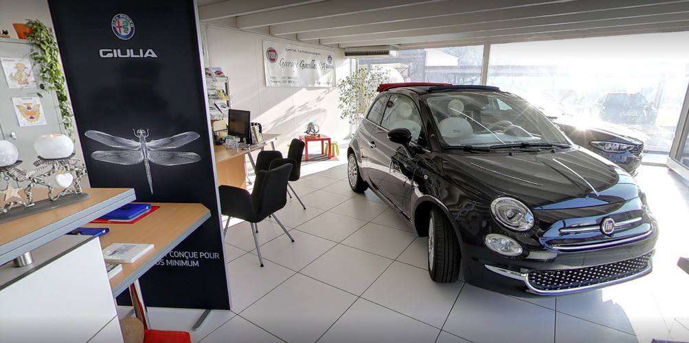 Garage gavillet sa ursy fiat alfa romeo fribourg auto2day for Garage bmw fribourg